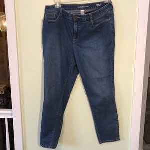 Croft and barrow jeans